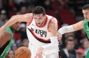 Jusuf Nurkic an Early Candidate for Most Improved Player