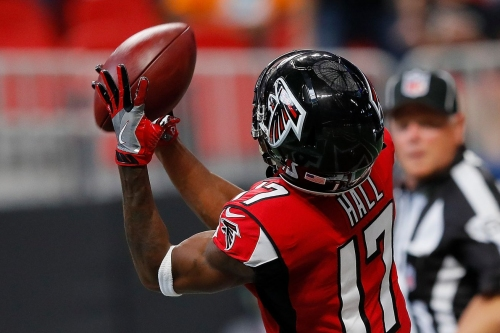 NFL Dawgs: Marvin Hall called up to make an impact