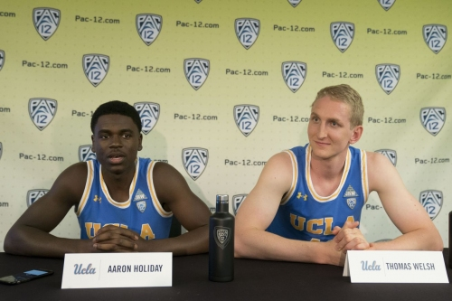 What's Bruin: UCLA Men's Basketball Picked to Finish Third in Pac-12