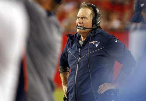 Way We Hear It: New England Patriots could move on from another offseason acquisition