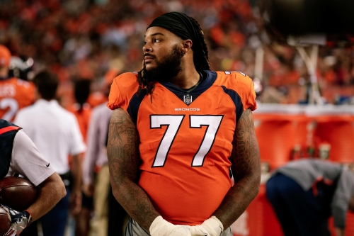 Broncos OL Billy Turner will have surgery on broken hand
