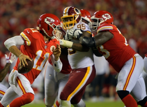 Jonathan Allen out for 3-4 weeks, but Josh Norman could be close to returning