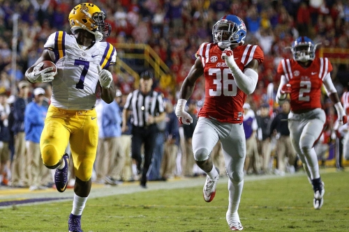 A brief history of the Ole Miss-LSU rivalry, which started in 1894