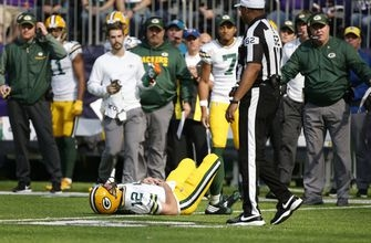 FANTASY PLAYS: The ripple effects of Aaron Rodgers' injury