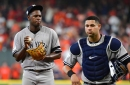 Yankees don't know what's up with Severino's shoulder