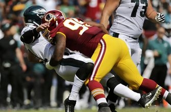 Redskins could rely on young defensive backs against Eagles
