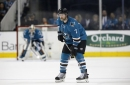 Sharks' Paul Martin likely to miss upcoming road trip