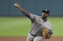 Luis Severino on track to start potential Game 6 for Yankees