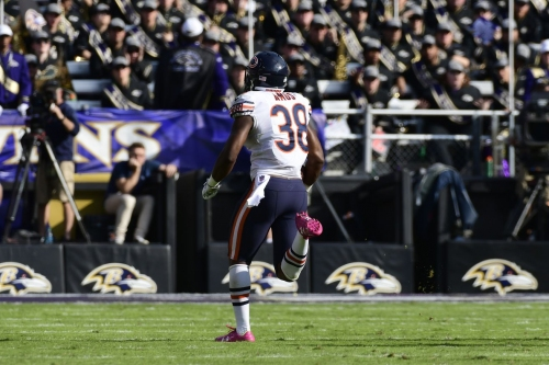 At the right time, the Bears defense is finally putting it all together