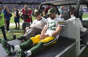 McCarthy says Rodgers will have surgery on collarbone