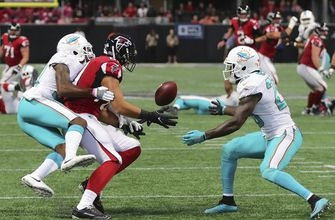 Falcons still hurt by blown leads as they brace for rematch