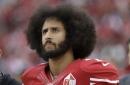 Kaepernick files grievance against NFL