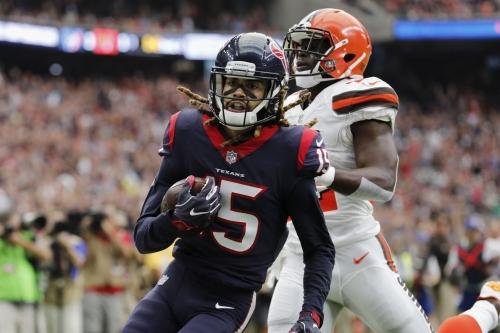 Pro Football Focus Grades Texans In Destruction Of Browns