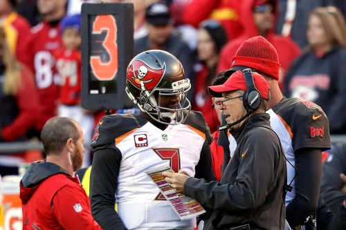 Dirk Koetter: Jameis Winston is day-to-day