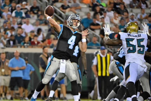 Panthers roster news: QB Garrett Gilbert promoted to 53-man roster