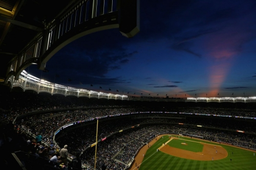 Playoffs Game Thread: Astros at Yankees