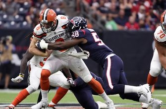 Sub-text: Browns' misery worsened by loss to Watson, Texans