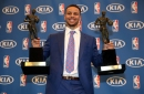 Steph Curry will be 2018 NBA Most Valuable Player