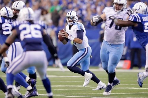 Monday Night Football: Indianapolis Colts @ Tennessee Titans Live Thread & Game Information