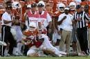 Texas criticized for playing QB Sam Ehlinger after head trauma