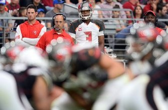 Jameis Winston day-to-day with sprained shoulder