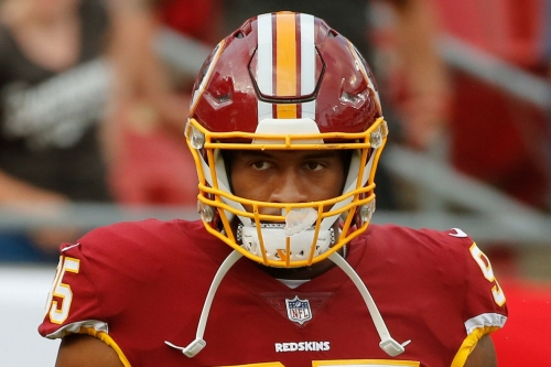 Redskins injury news: Jonathan Allen out 3-4 weeks with Lisfranc injury, Dustin Hopkins will miss Eagles game