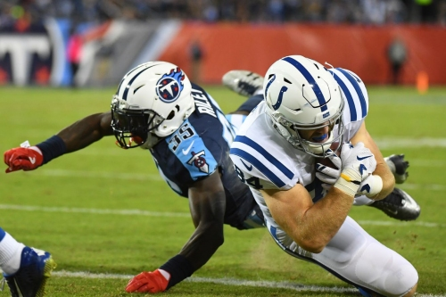 2017 Week 6 Colts v Titans: Second Half Open Thread Colts Lead 13-9
