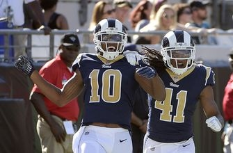 LA Rams spending the week on the road after 4-2 start