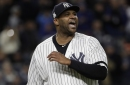CC Sabathia screams, curses at Josh Reddick in Game 3