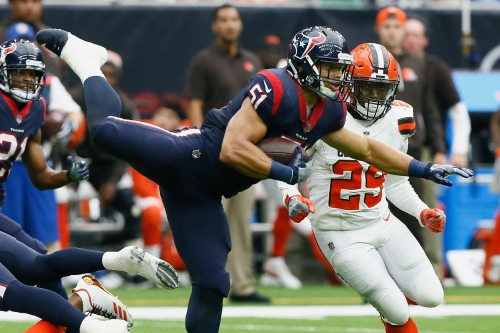 Houston Texans Injury Report: Dylan Cole Out For A Minimum Of Four Weeks