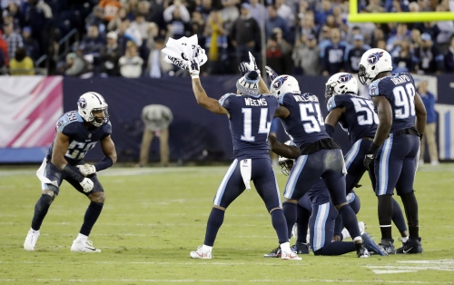 Finally! Tennessee Titans end 11-game skid to Indianapolis Colts with win.