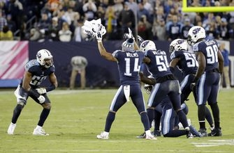 Finally! Titans end 11-game skid to Colts with 36-22 win (Oct 16, 2017)