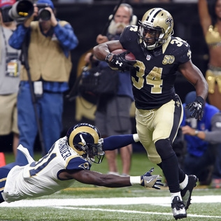 Seahawks bring in former Rams' safety Maurice Alexander for a visit