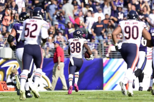 The Bear's Den: October 17, 2017