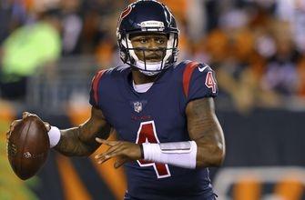 Cris Carter: The Texans have found their guy in Deshaun Watson