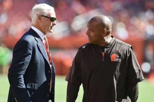 Daily Dawg Chow: Browns news (10/17/17)