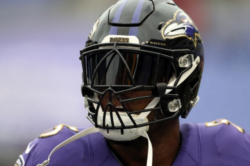 "Terrell Suggs on Ravens, ""There's nothing more disappointing in the world than mediocrity"""