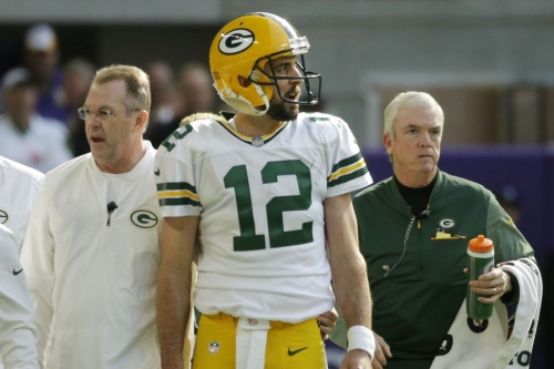 Fantasy football: 3 waiver wire options to replace Aaron Rodgers