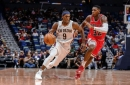 New Orleans Pelicans plan to utilize committee approach at point guard during Rajon Rondo's absence