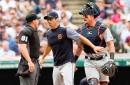 The Red Sox interviewed Brad Ausmus on Monday