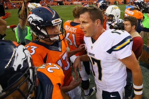 NFL odds: Broncos are 1.5-point underdogs to Chargers in Week 7