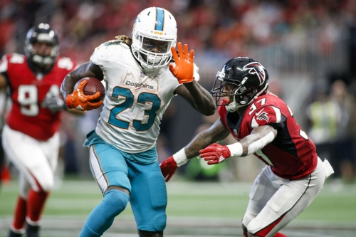 Jay Ajayi getting back on track? The Dolphins better hope so.