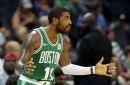 Five potentially awkward Kyrie Irving moments to look forward to for the season opener