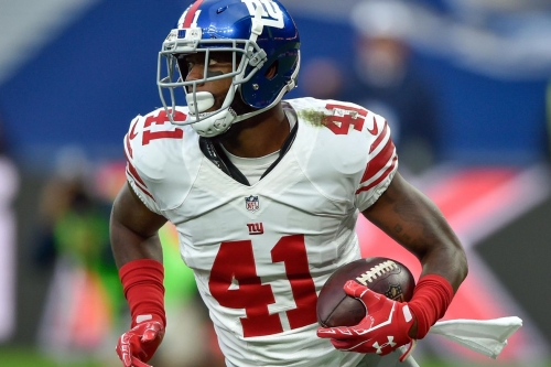 Dominique Rodgers-Cromartie back with Giants, per report