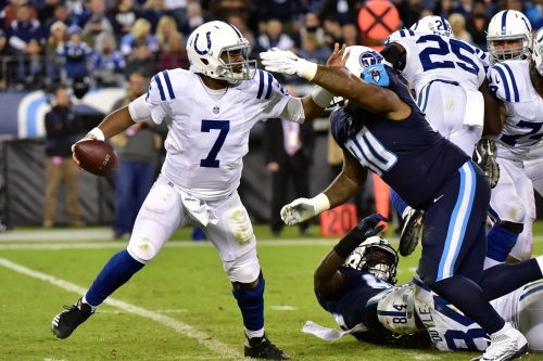 The Morning After: Colts lose to Titans 22-36 after another second half meltdown