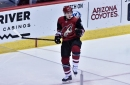 Tuesday's Coyotes Tracks - Yotes Head to Dallas