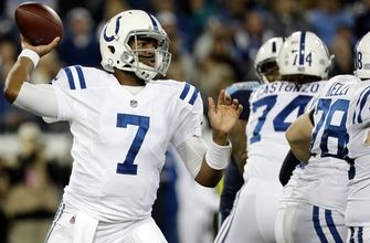 Brissett continues to develop but Colts still miss Luck