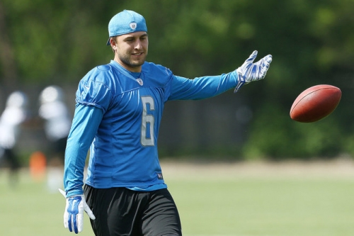 Lions punter Sam Martin activated from non-football injury list