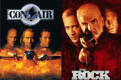 Redskins Escape 49ers 26-24 VIA Con Air/The Rock