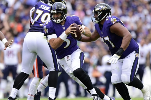 NFL Power Rankings: Are the Ravens really a bottom five team?